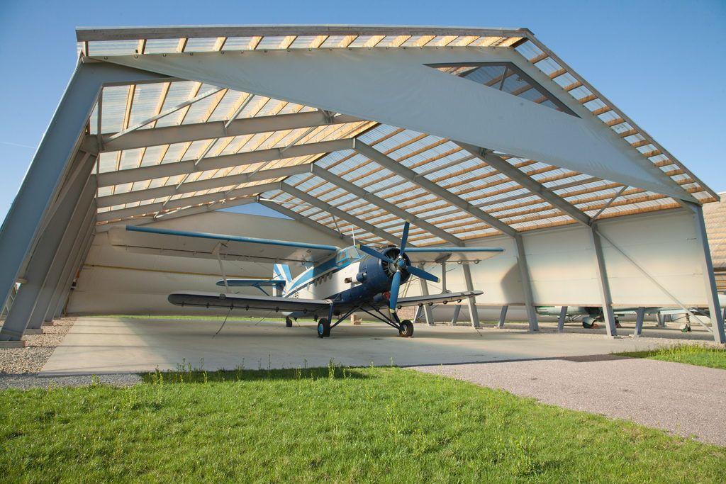 Музей авиации в Тарту