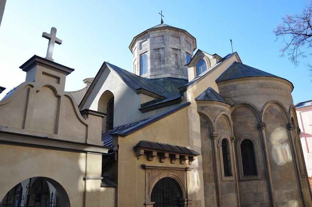Армянский кафедральный собор, Львов, Украина