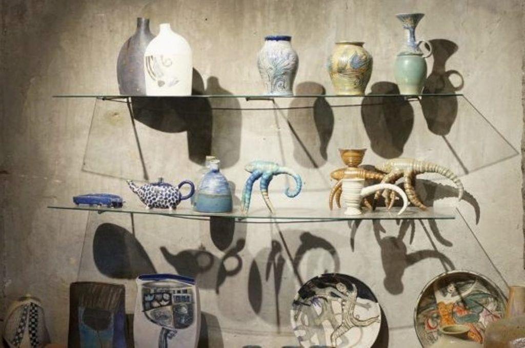 Студия керамики в исторической Башне Лёвеншеде, Таллин