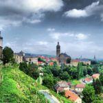 Город Кутна-Гора в Чехии