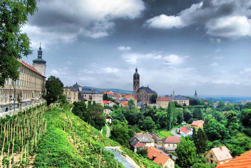 Кутна Гора Чехия достопримечательности, как добраться из Праги самостоятельно