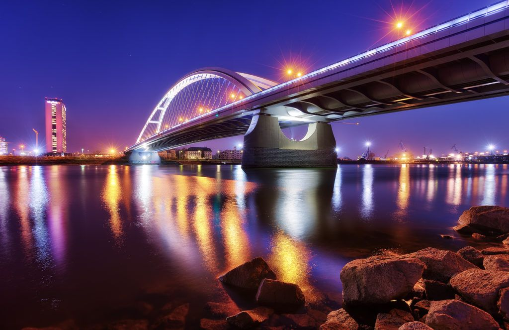 Мост «Апполон» в Братиславе