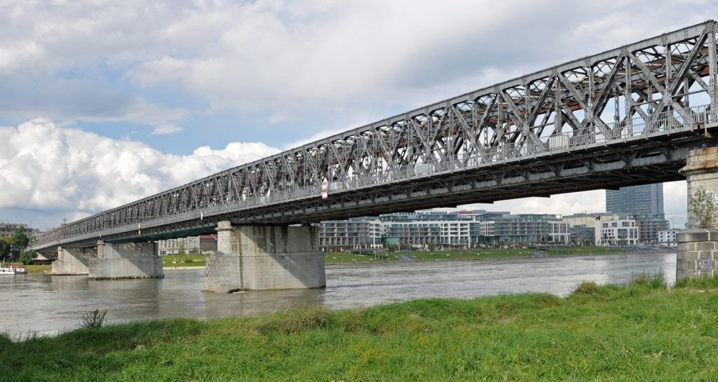 Старый мост Братиславы
