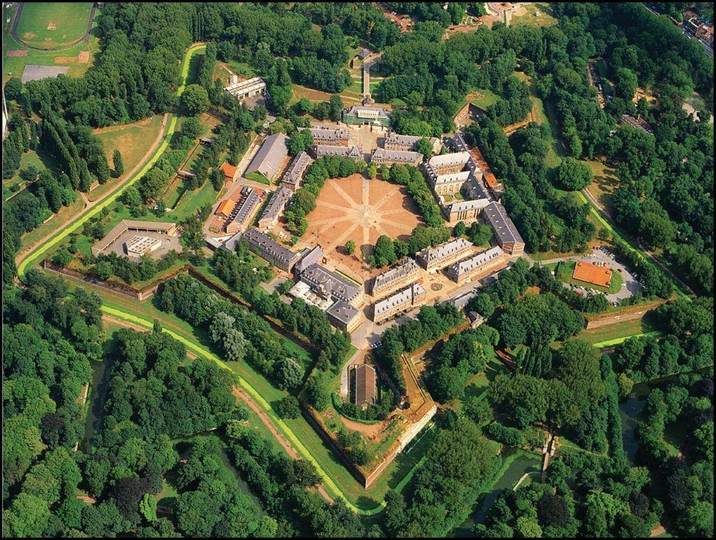 Цитадель города Лилль, Франция