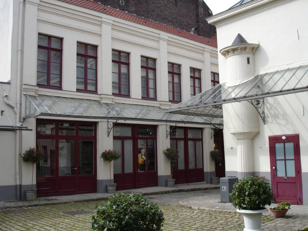 Дом, где родился Шарль де Голль, Лилль, Франция