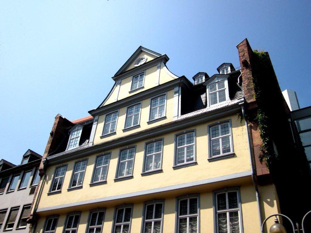 Дом Гёте, Франкфурт-на-Майне