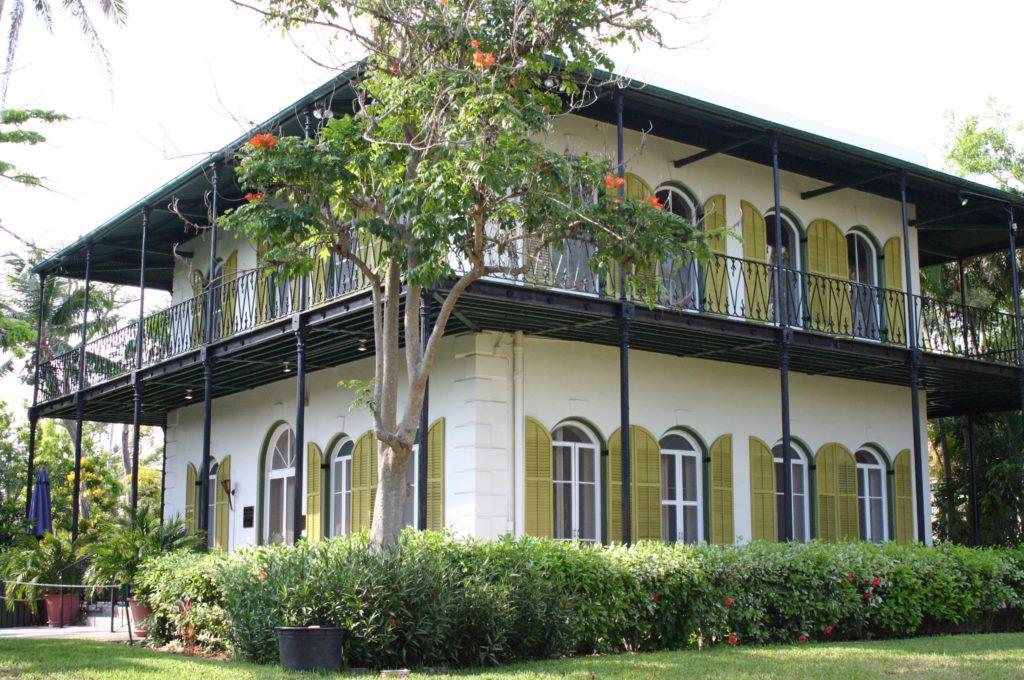 Дом-музей Э.Хемингуэя в Майами