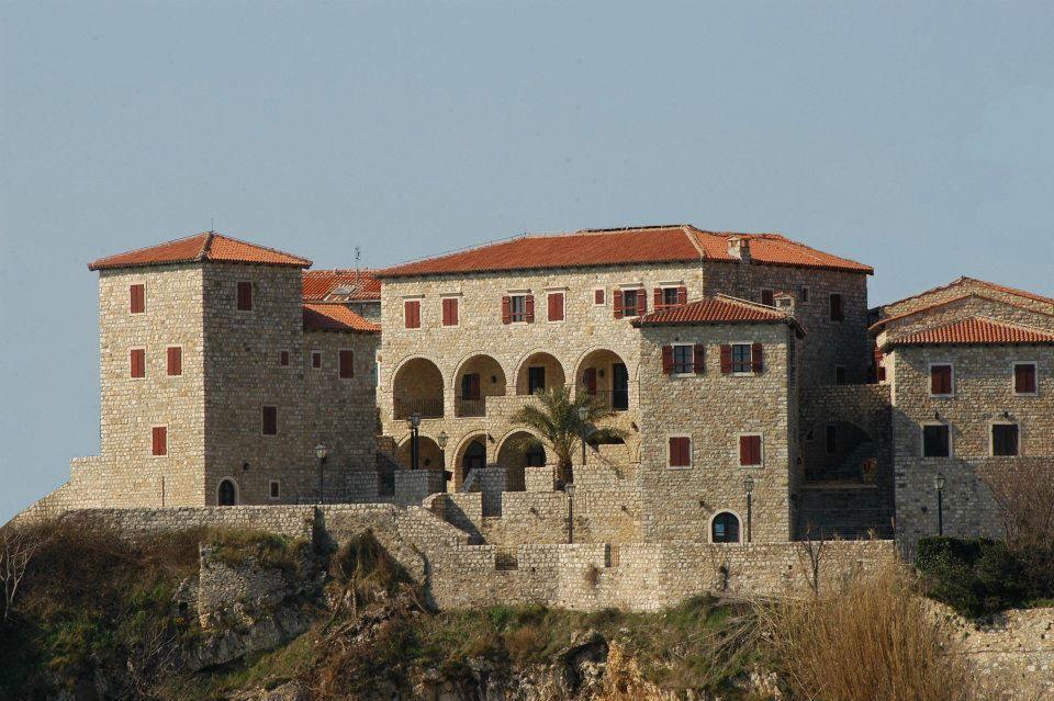 Отель в Венецианском дворце, Улцинь, Черногория