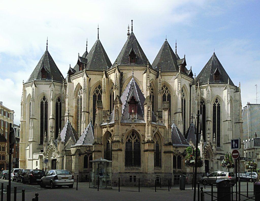 Церковь Святого Маврикия, Лилль, Франция