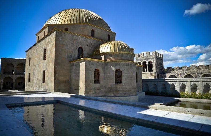 Мечеть Ахмедие в Ахалцихе