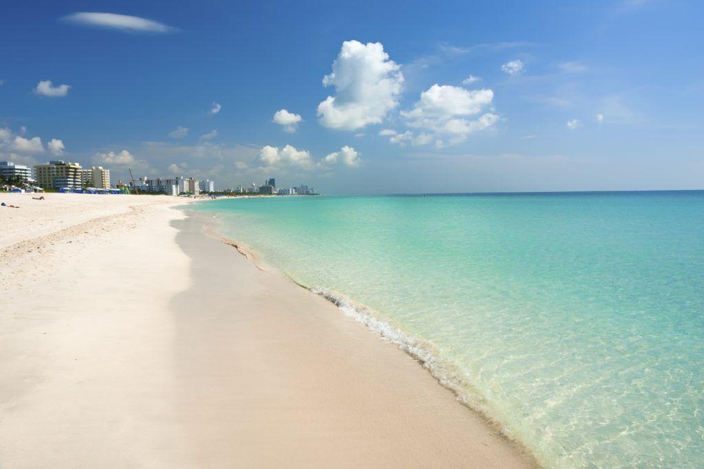 Пляжи в Майами