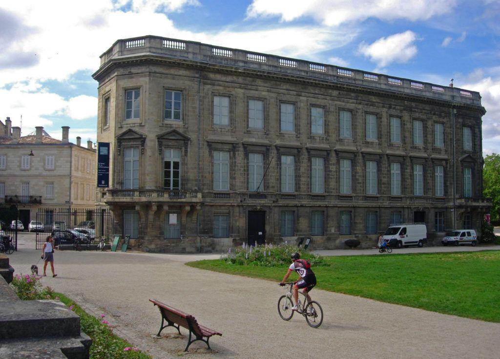 Музей естественной истории в Бордо