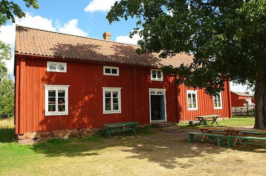 Музей Яна Карлсгордена, Аландский архипелаг