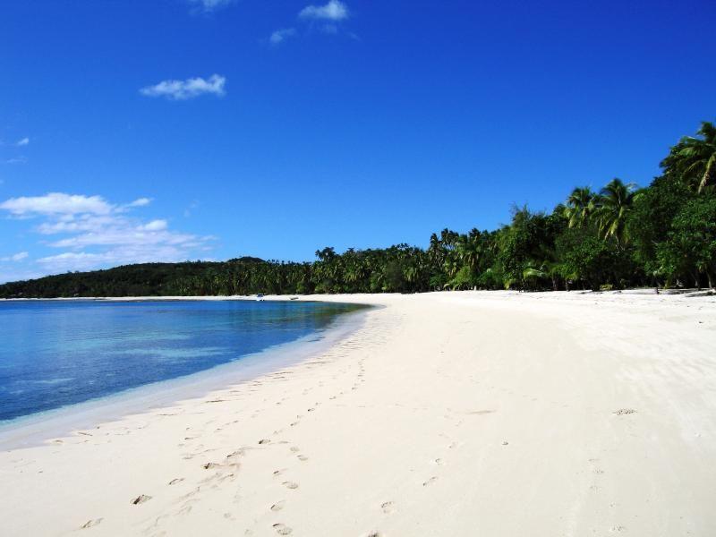 Пляж Натадола, Фиджи