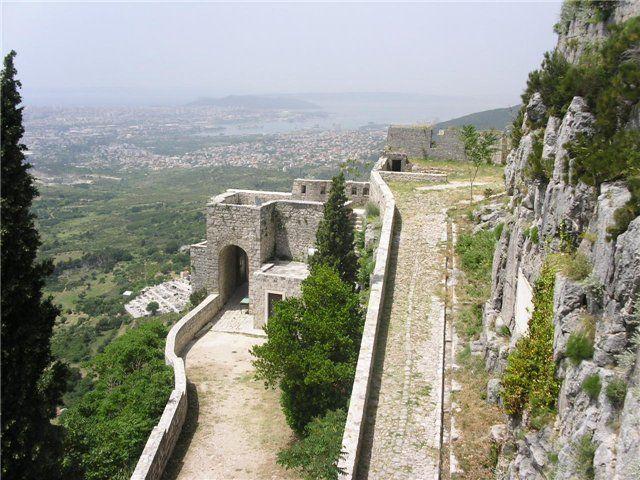 Заповедник Марьян, Сплит, Хорватия