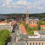 Город Потсдам в Германии