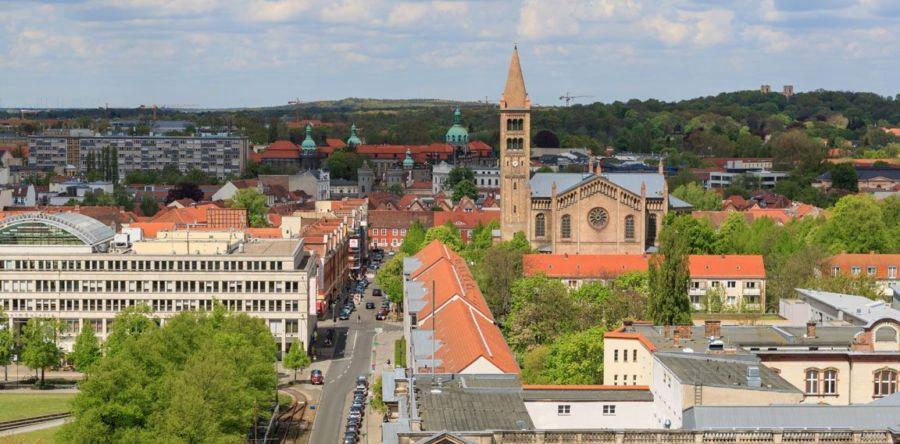 Потсдам – город великолепных дворцов