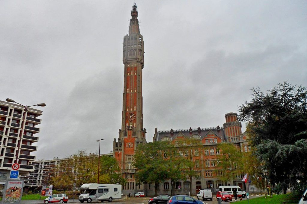 Ратуша города Лилль, Франция