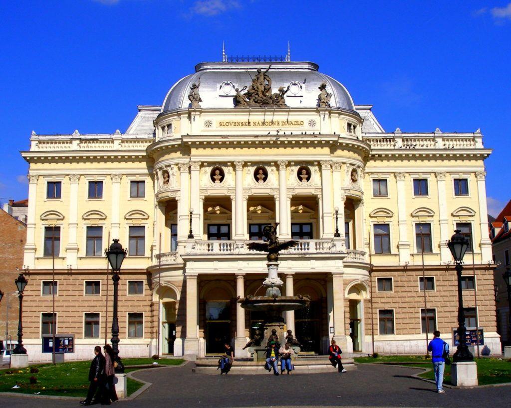 Национальный словацкий театр в Братиславе