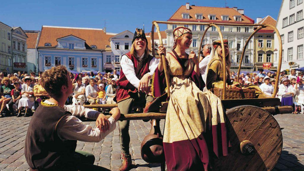 День Старого города в Таллине