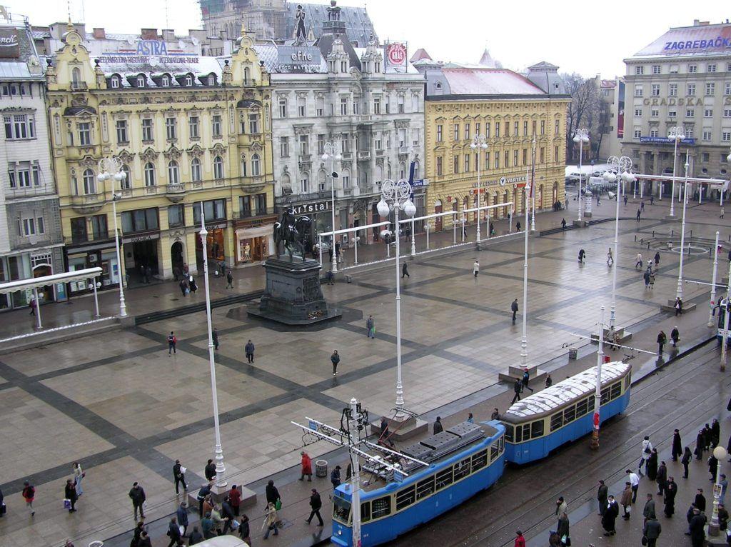 Ховатия, Загреб
