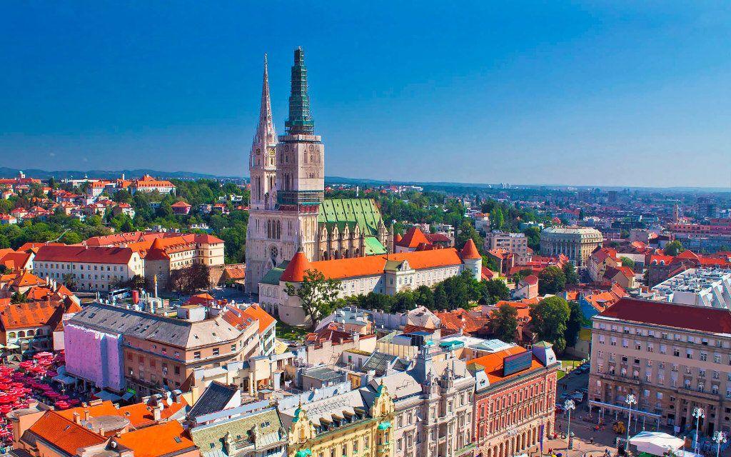 Погода и климат в Загребе