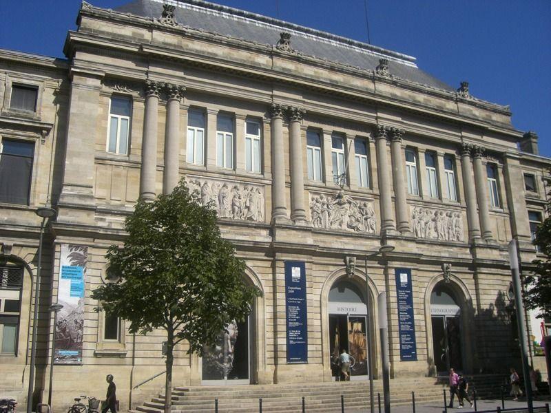 Музей Аквитании в Бордо