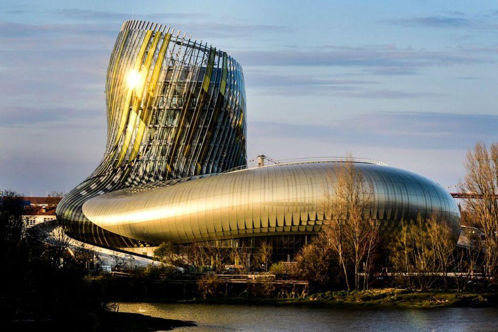 Музей вина и виноторговли в Бордо