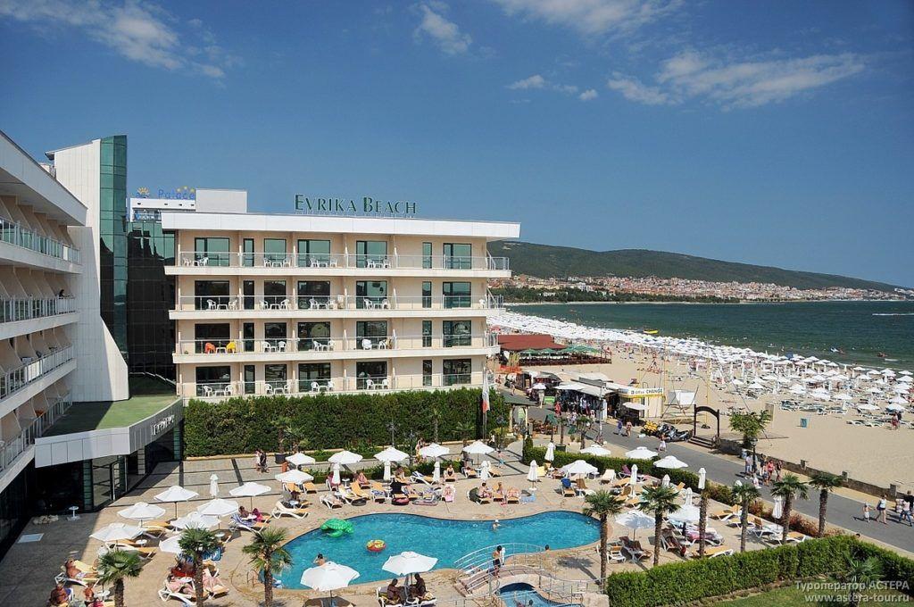 Evrika Beach Club Болгария, Солнечный берег