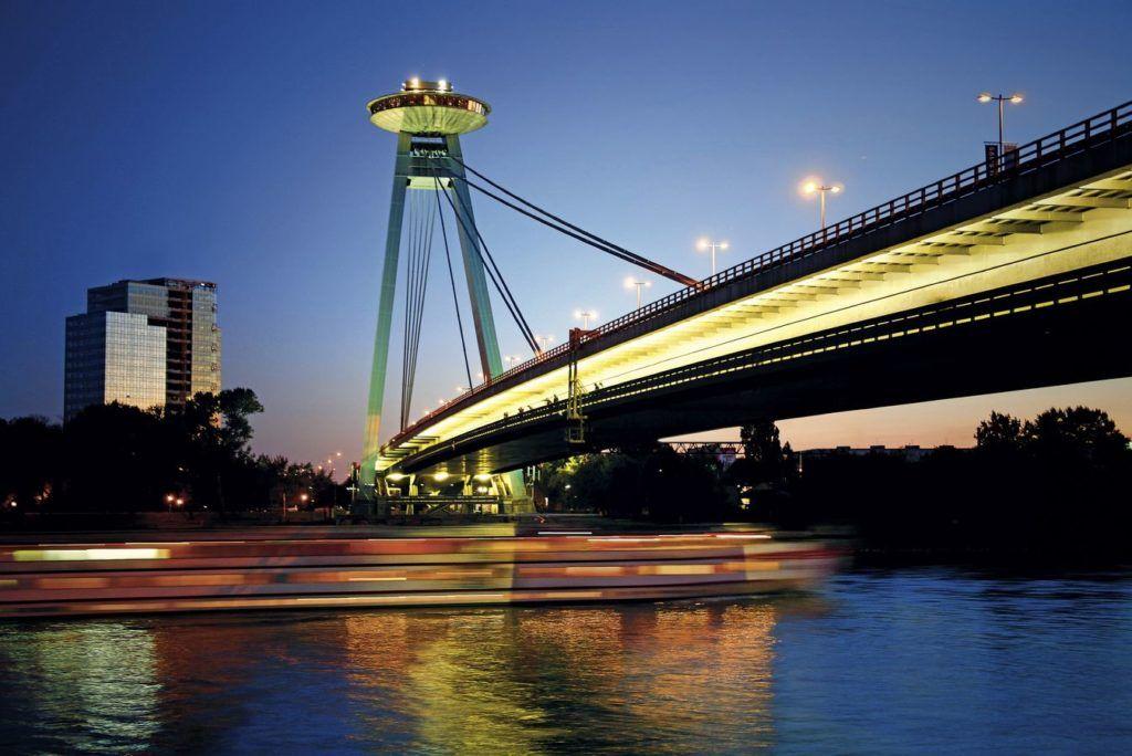Новый мост Братиславы