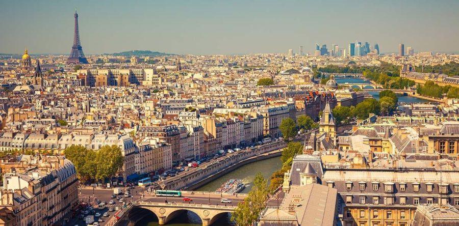 Париж – блеск и страсть, песня и праздник