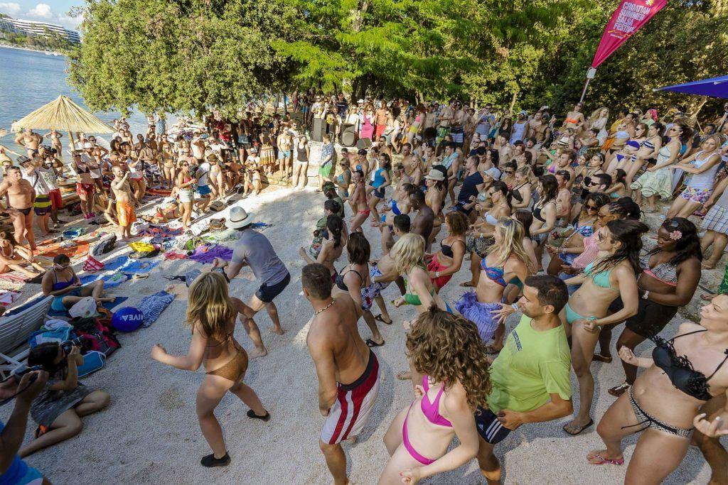 Фестиваль Сальсы в Ровине