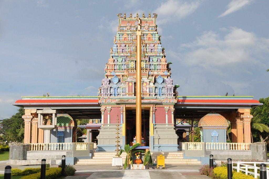 Храм Шри-Шива-Субраманья в Нади, Фиджи