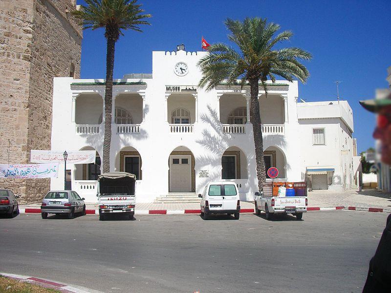 Археологический музей Махдии