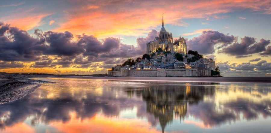 Поэтическая Нормандия