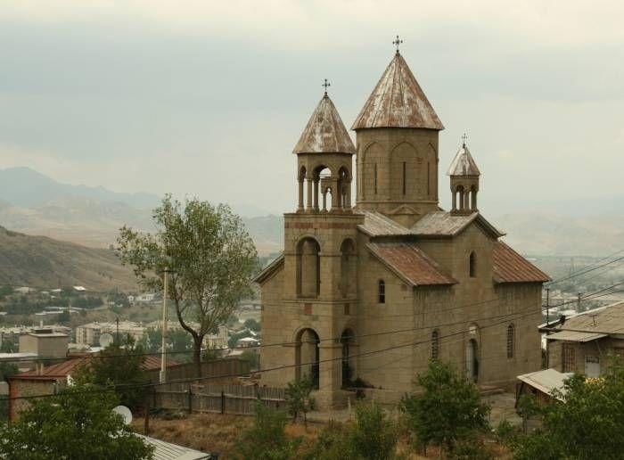 Храм Святого Знамения в Ахалцихе, Грузия