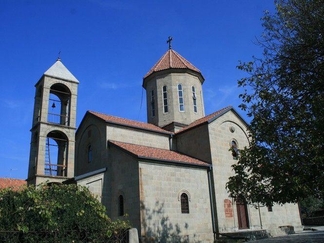Церковь Святой Марины в Ахалцихе