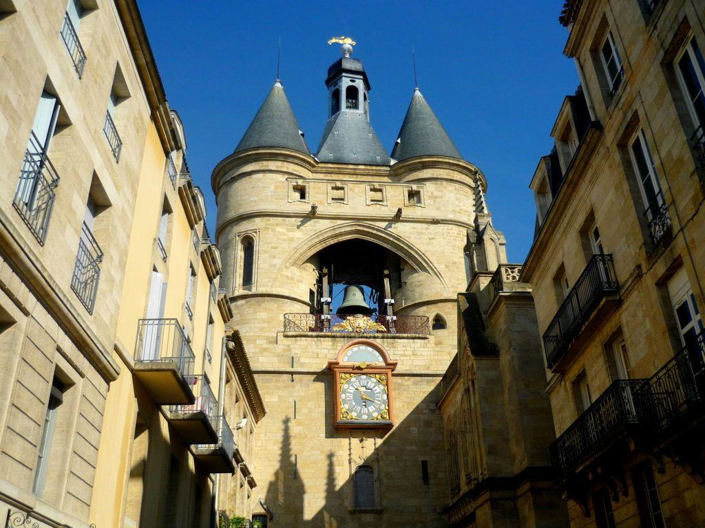 Башня Гросс-Клош в Бордо