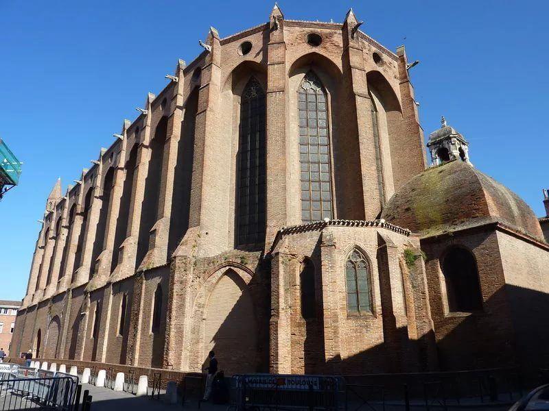 Якобинская церковь в Тулузе