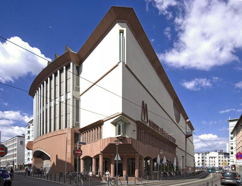 Музей современного искусства, Франкфурт
