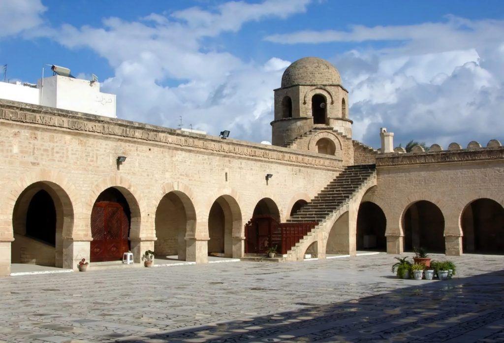 Великая мечеть в Суссе