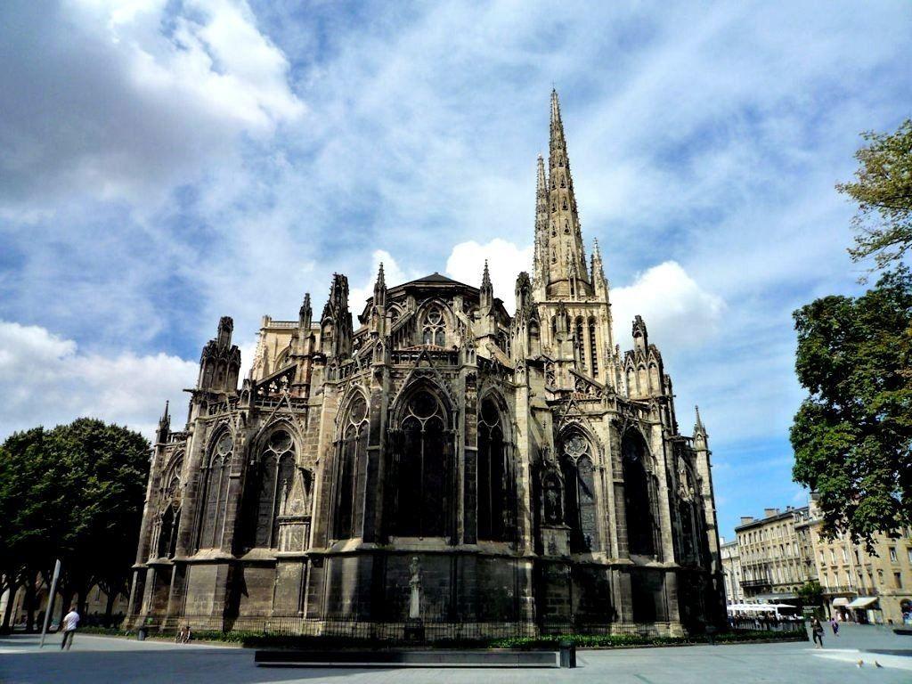 Собор Святого Андрея в Бордо, Франция