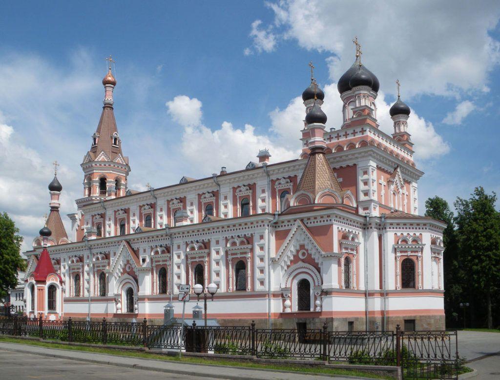 Кафедральный Свято-Покровский собор в Гродно