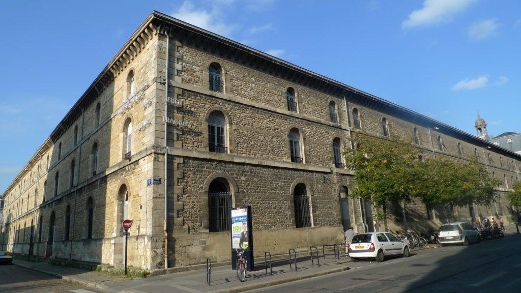 Музей современного искусства в Бордо