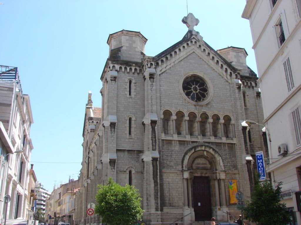 Церковь Богоматери Доброго пути в Каннах