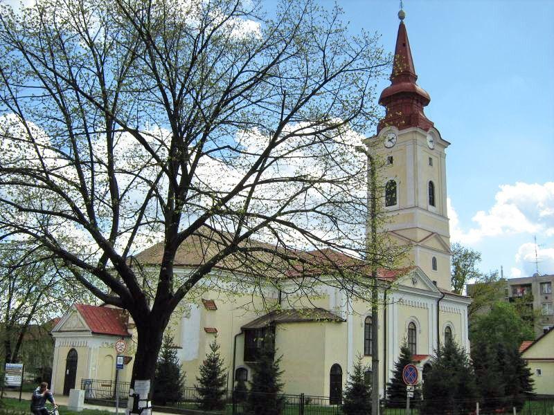 Церковь курорта Хайдусобосло