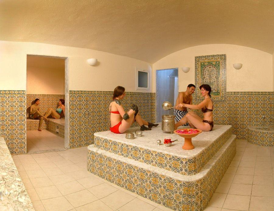 Талассотерапия в Махдии, Тунис