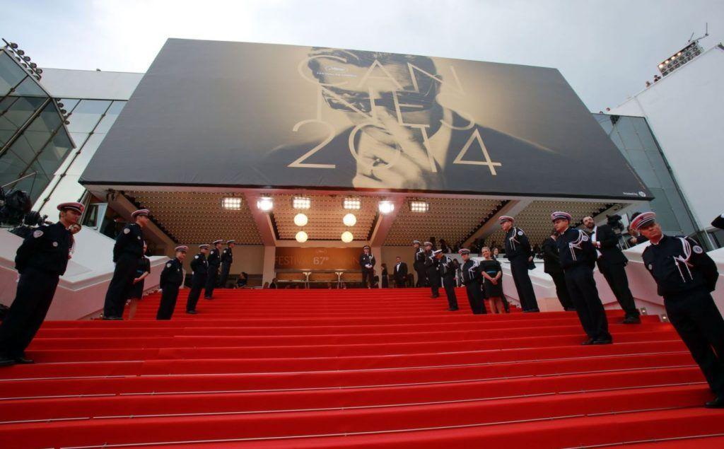 Дворец фестивалей и конгрессов в Каннах