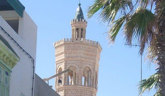 Мечеть Мустафы Хамза в Махдие