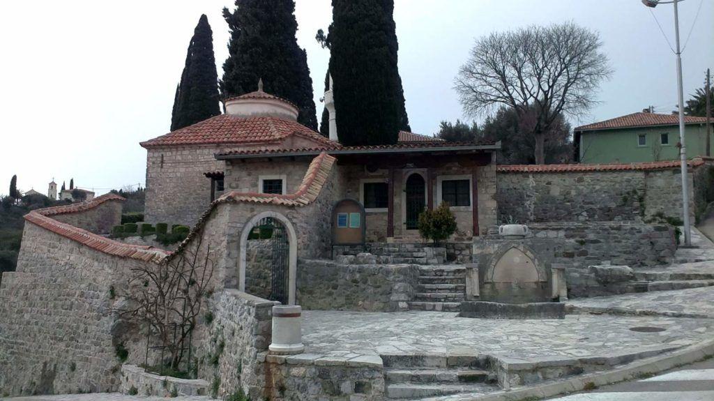 Мечеть Омербашича в Старом Баре